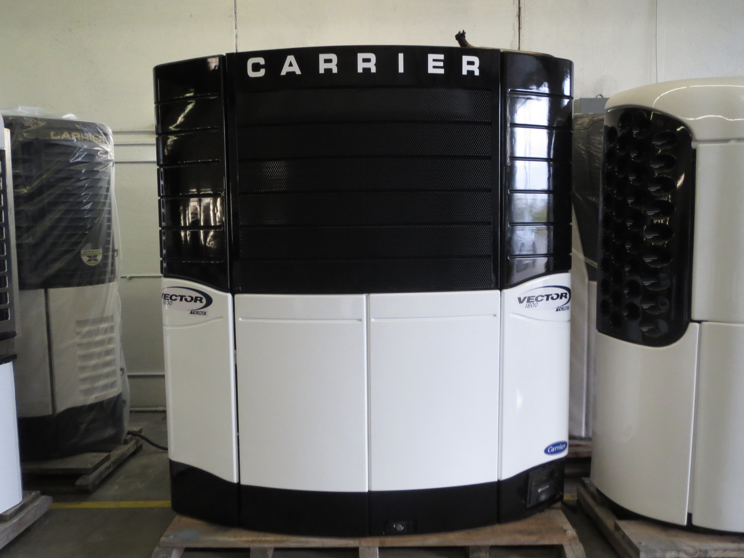 Transport Refrigeration - Used Thermoking & Carrier Truck